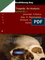 Bhopal Gas Tragedy[1]
