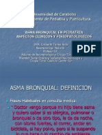 Asma Pediatrica