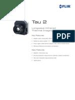 FLIR Tau2 Family Brochure