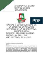 Monografia sobre la diabetes