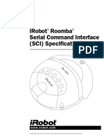 Roomba SCI Spec Manual