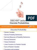 Discrete Probabilities4-Discrete Probabilities - Student