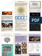 Finding a Connection Between Mathematics and Art?