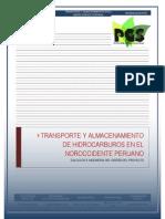 Informe 2 Transporte y Almacenamiento Hidrocarburos PGS