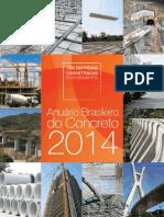Anuario Brasileiro Do Concreto 2014