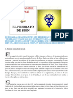 Libros Historia - El Priorato de Sion (Templarios) (c)