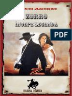 Allende, Isabel - Zorro. +Äncepe legenda v.2.0