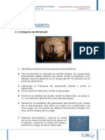 Aplicación de Los Principios de La Electrostática