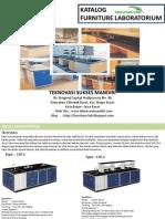 Furniture Laboratorium - Meja Laboratorium dan Lemari Asam