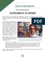 antichrist identified