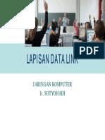 Pert09-Lapisan Data Link