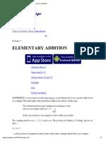 ELEMENTARY ADDITION.pdf
