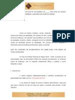 PREVIDENCIÁRIO - MODELO 1 DE APOSENTADORIA POR IDADE RURAL.docx