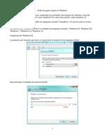 Redes de Igual a Igual en Windows