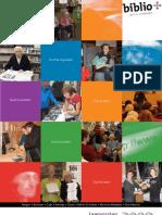 Jaarverslag BiblioPlus 2008