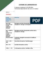 Comenzi interne şi externe în SO MS-Win