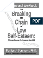 The Personal Workbook for Breaking the Chain of Low Self-Esteem