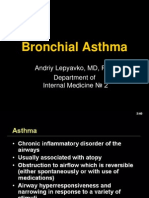 16. Bronchial Asthma