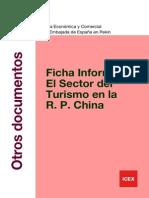 El Sector Del Turismo en China 2012