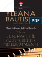 Yleana Bautista Recital Prog