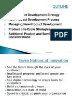 8 New Product Development