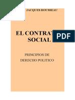 231997714 El Contrato Social Rousseau