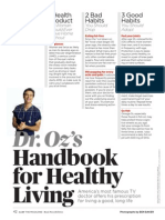 Dr Oz Handbook