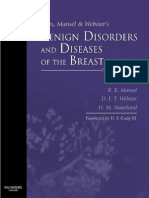 Begnin Disorders and Diseases of the Breast
