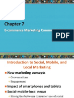 Chapter 7 Ecommerce Marketing Communications