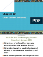 Chapter 10 Online Content and Media