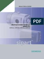 1. Manual de posicionador SIEMENS PS2
