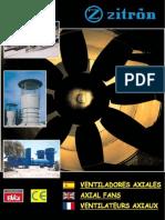 Catalogo Ventiladores Axiales