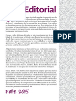 Revista Rúbrica de Diciembre-Enero de 2014-15
