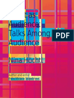 Artist as Audience_Nina Hoechtl