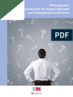 100 Preguntas Trabajadores Autonomos