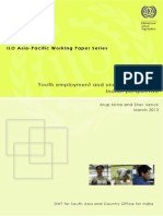 Youth Unemployment India