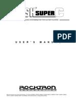 Rocktron Hush Super C
