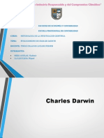 El Evolucionismo de Charles Darwin[1]