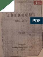 La Revolución de Mayo 1814-1815 de Gregorio Benitez