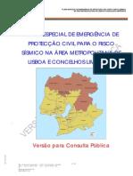 Plano Especial de Emergência de Proteção Civil Aml
