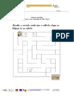 Ficha de Leitura Corre, Corre Cabacinha de Alice Vieira