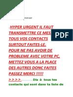 Tres Urgent Et Important Cl b 1-1