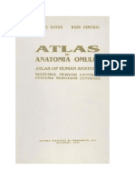 Viorel Ranga - Atlas de Anatomia Omului - Sistemul Nervos Central
