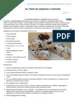 Blog.giallozafferano.it-torta Ciliegie e Ricotta Torta Da Colazione e Merenda