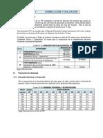 Formulación y Evaluación EN PROYECTOS