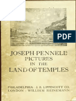 Joseph Pennell's Pictures in the Land of Temples (1915)