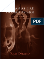 Woman as Fire