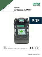 ALTAIR 5 ES MEX.pdf Manual de Uso