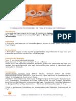 Yoga Integral de Portugal®Informação Formação 2014_Site_sem_valores