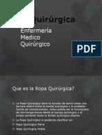 Ropa Quirurgica